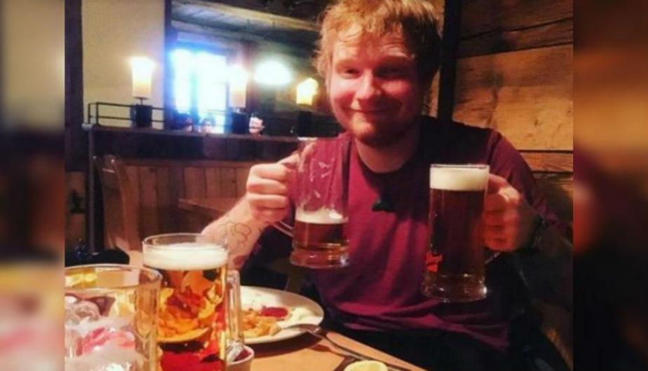 Ed Sheeran (Foto: Instagram)