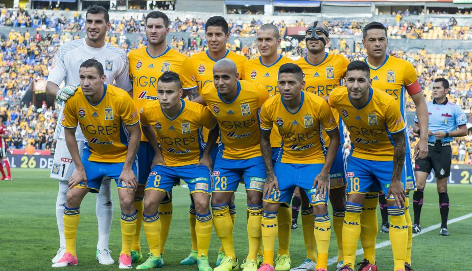 Tigres UANL. (Foto: Getty Images)