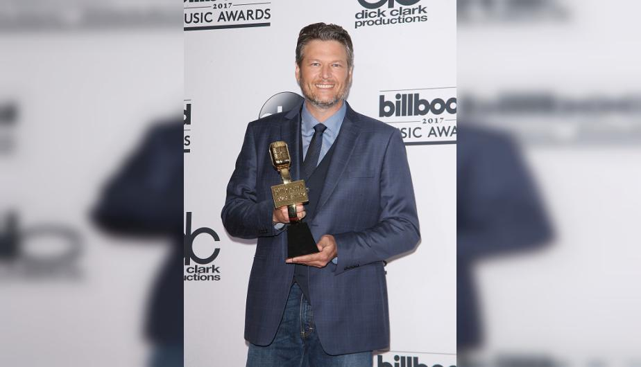Mejor Artista Country: Blake Shelton | Billboard Music Awards 2017. (Foto: Getty Images)