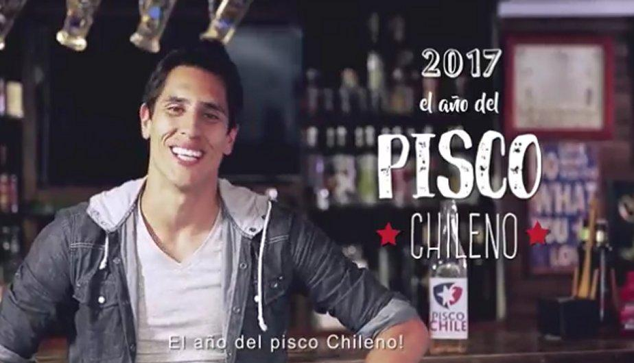 Buscan que el 2017 sea al año del pisco chileno. (Foto: YouTube)