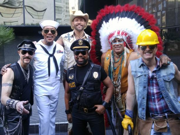 Village People celebra 40 años de carrera con dos shows en Lima