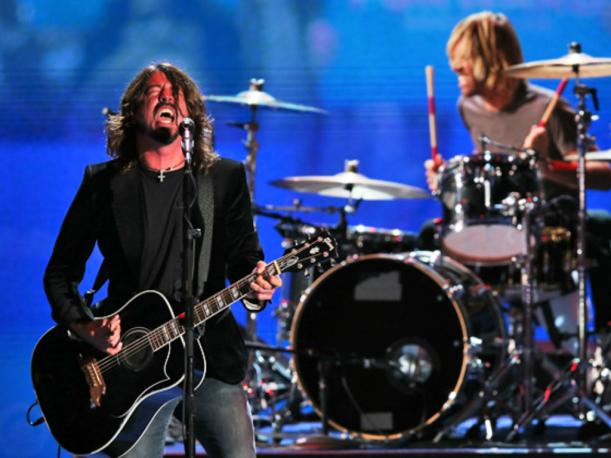 Foo Fighters lanzará nuevo disco titulado Concrete and Gold