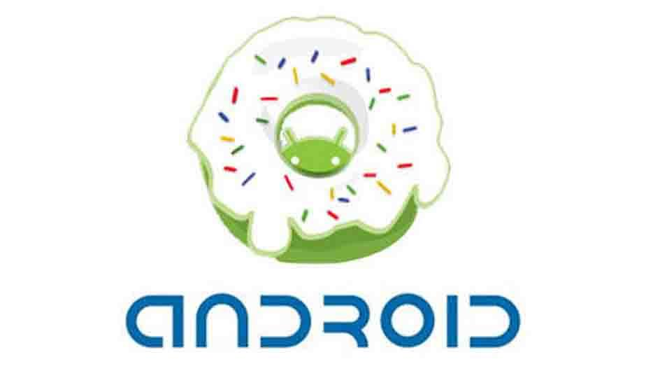 2. Todos los dispositivos con Android Donut. (Foto: Captura)
