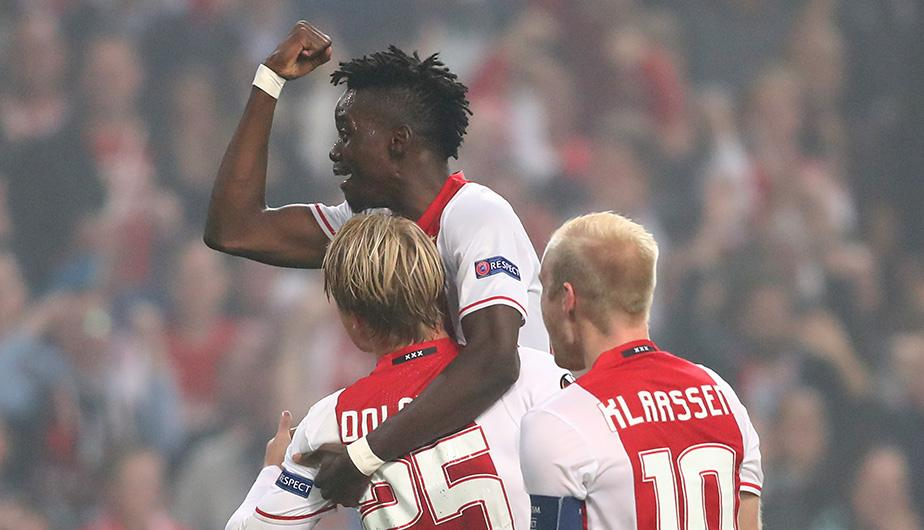 Bertrand Traore – Olympique Lyon (Foto: Getty Images)