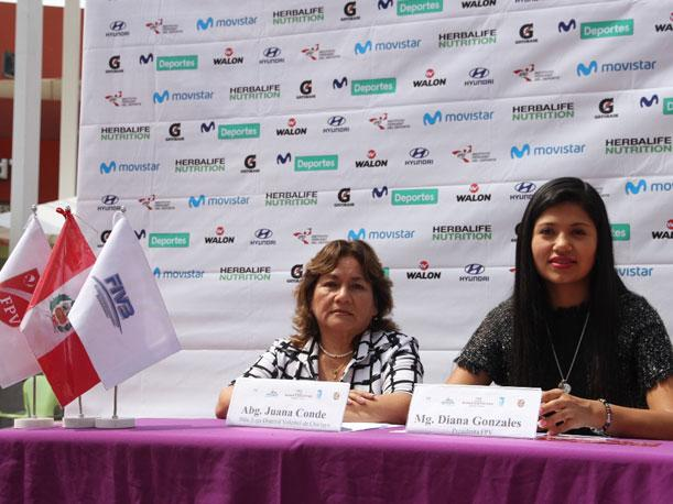 El World Grand Prix de Vóleibol regresa a Chiclayo