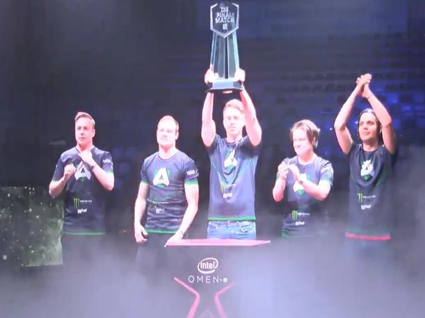 Dota 2: 'The alliance' es el flamante campeón del 'The Final Match'