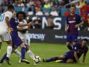 Barcelona venció 3-2 al Real Madrid en la International Champions Cup