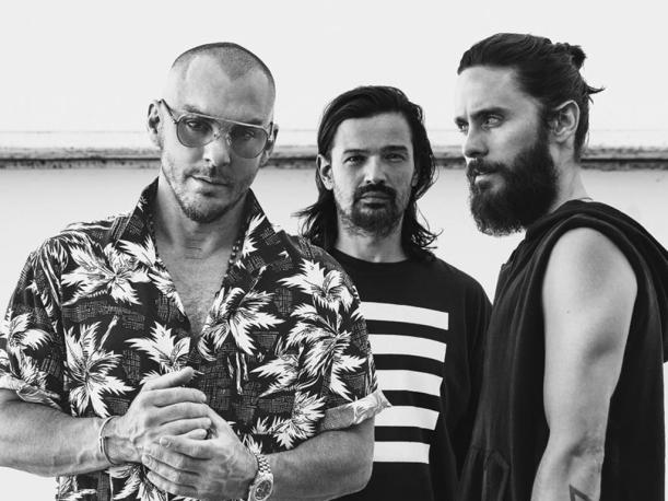 30 Seconds To Mars lanza