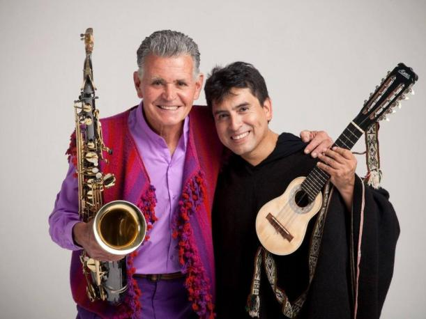 William Luna y Jean Pierre Magnet preparan concierto juntos