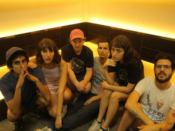 Gomas, banda peruana de pop independiente, se alista para conciertos en Chile