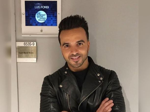 Luis Fonsi asistió a 'The Tonight Show' con Jimmy Fallon y cantó Despacito