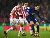 Manchester United vs Stoke City EN VIVO por la Premier League