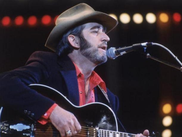Don Williams cantante de música country murió a los 78 años