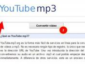 Páginas para convertir de YouTube a MP3 desaparecerán pronto