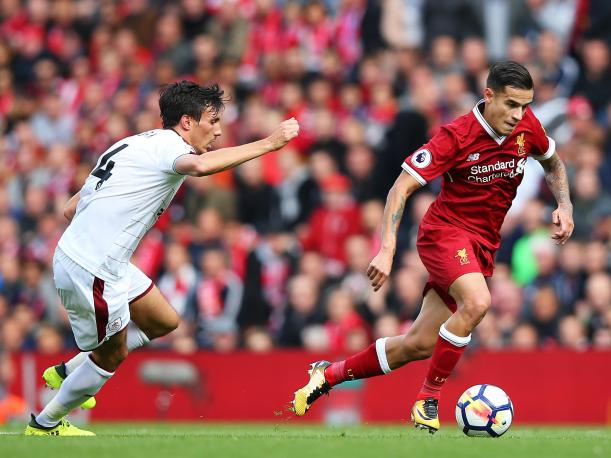 Liverpool igualó ante Burnley por la Premier League