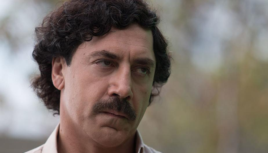Foto 2: Javier Bardem interpreta a Pablo Escobar. (Foto: Captura YouTube)