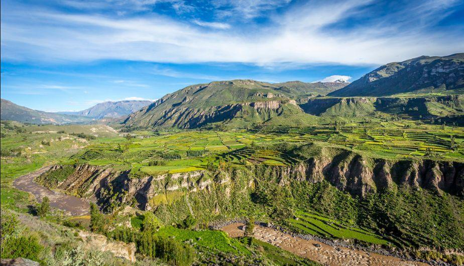 El fabuloso Valle del Colca. (Foto: Flickr/Dog Walker)
