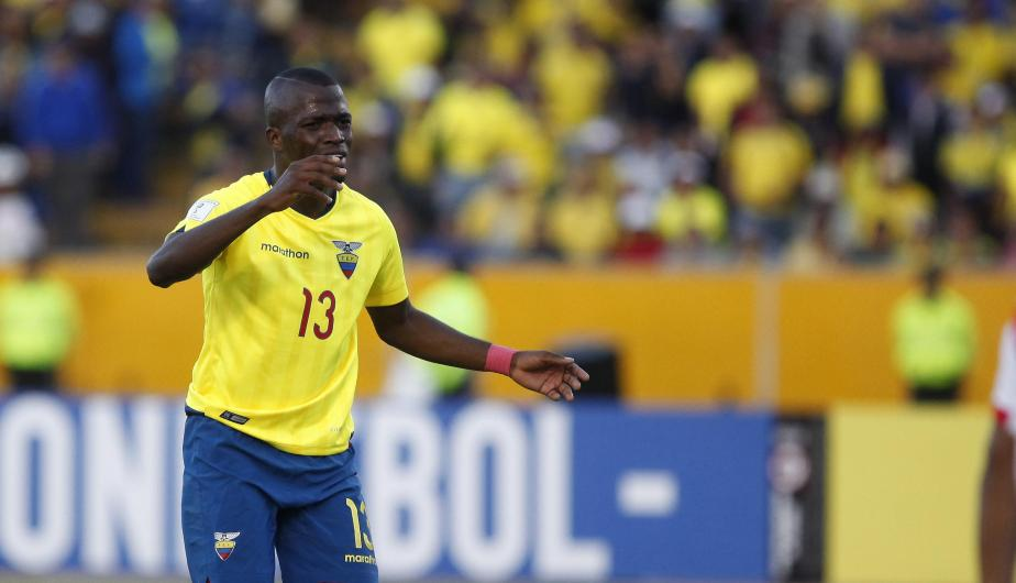 Enner Valencia – Ecuador. (Foto: Getty Images)