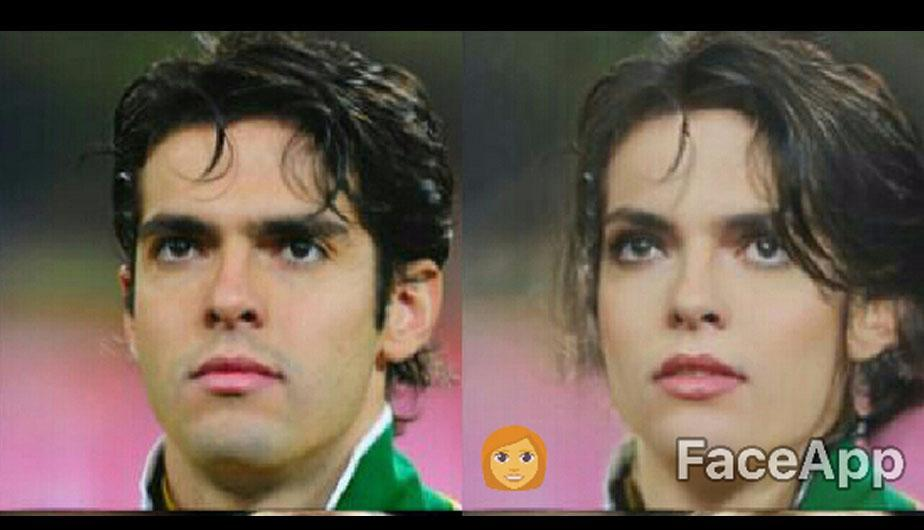 1. Kaká. (Foto: Captura)