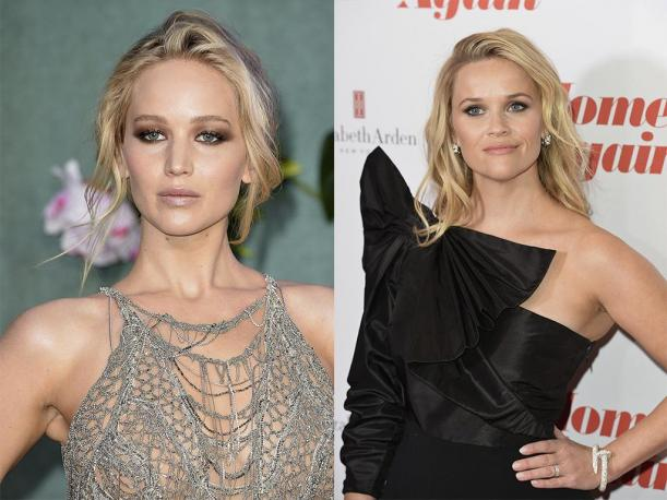 Jennifer Lawrence y Reese Witherspoon revelan abusos y crece campaña me too