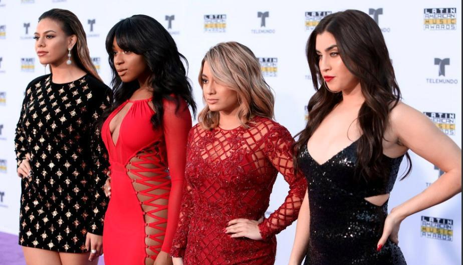 Foto 1: Fifth Harmony brilla en los Latin American Music Awards. (Foto: Instagram @LatinAMAs)