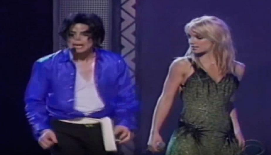 YouTube: Britney Spears y el día que conquistó a Michael Jackson con esta interpretación. (Foto: Video)