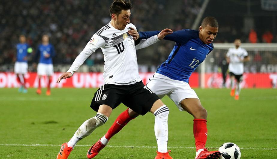 Alemania logró empatarle a Francia sobre el final. (Foto: Getty Images)