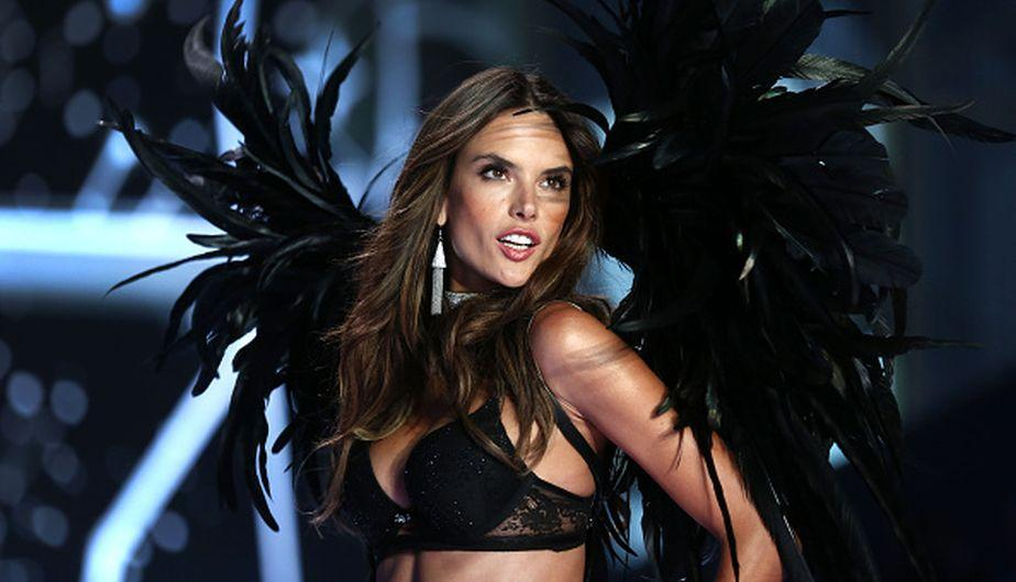 "Alessandra Ambrosio participará este año del ""Victoria's Secret Fashion Show 2017"". (Foto: Getty Images)"