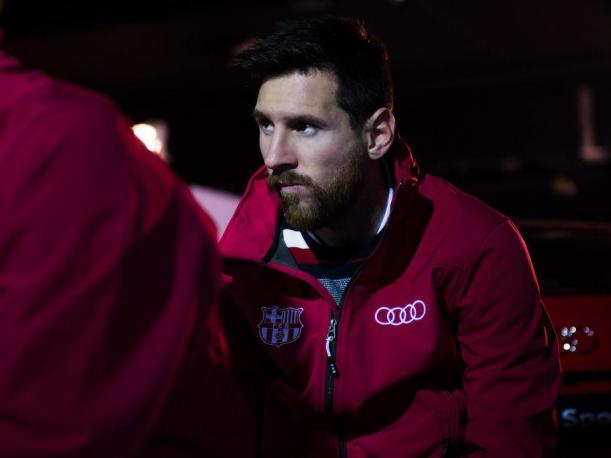 Lionel Messi su hermano continúa internado y con custodia policial tras incidente
