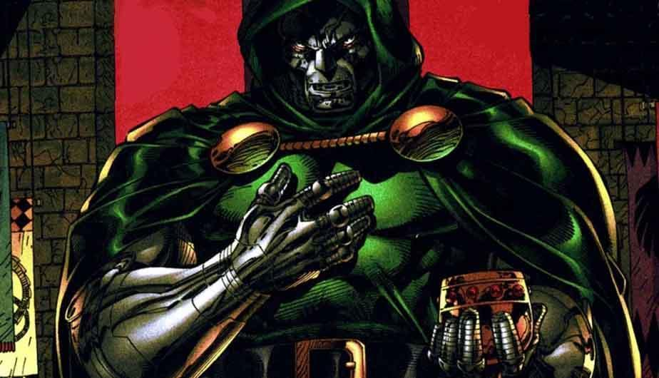 42) Dr. Doom. (Foto: Marvel)