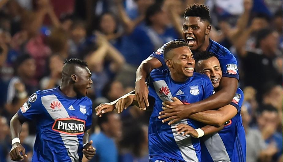 Delfín vs Emelec juegan este domingo por la final ecuatoriana en el Estadio Jocay de Manta | Foto: Getty