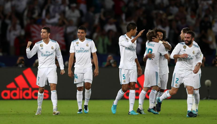1. Real Madrid – España. (Foto: Getty Images)