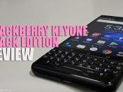 Review BlackBerry KeyOne Black Edition: esto opinamos del smartphone con teclado