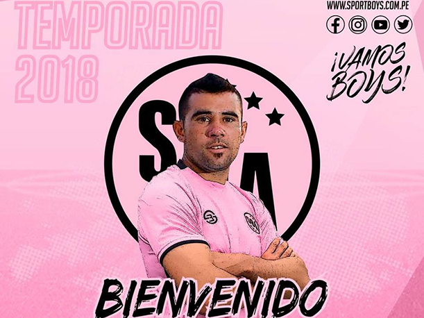 Maximiliano Velasco firma con Sport Boys tras incidente con Binacional