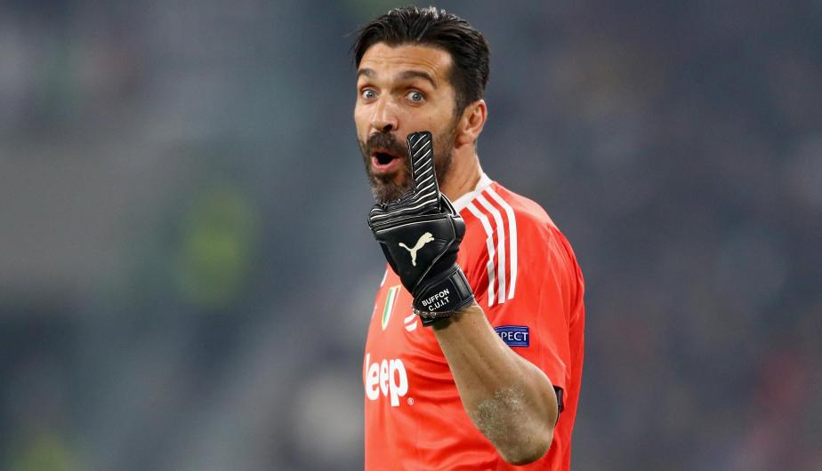 Gianluigi Buffon – Juventus. (Foto: Getty Images)