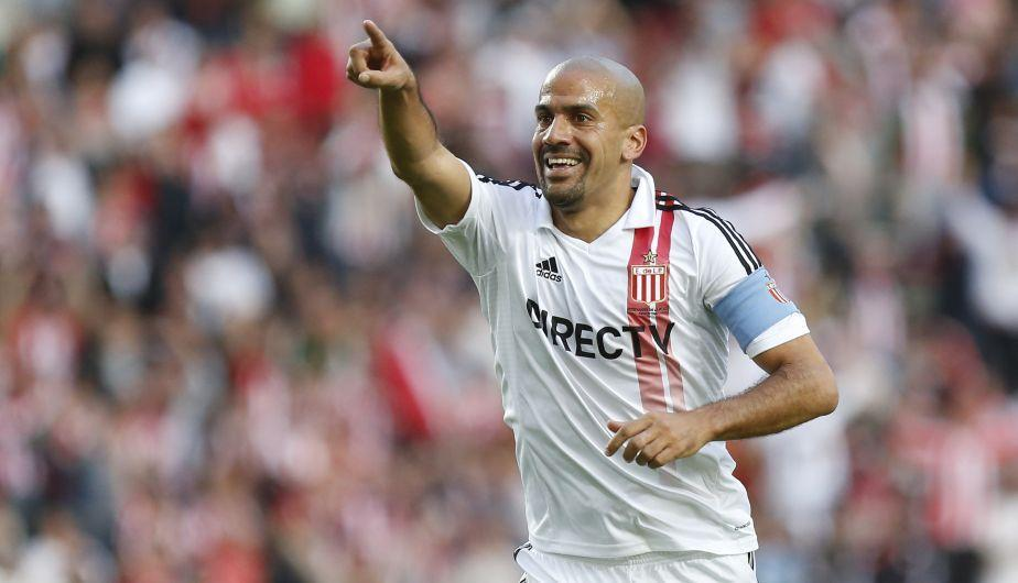 Juan Sebastián Verón es el actual presidente del club Estudiantes de La Plata (Getty Images)