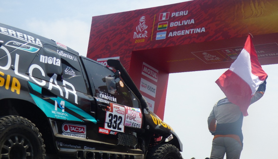 Rugen los motores: arrancó el Dakar 2018 (#video)
