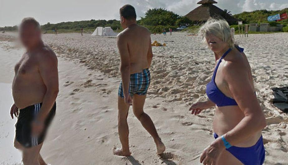 Effective? google street maps bikini valuable