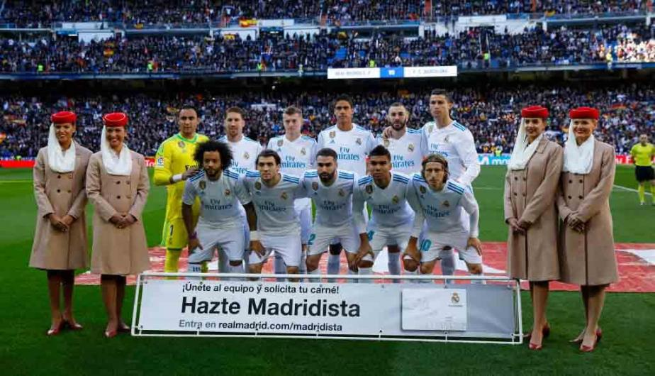 Real Madrid (España) – 307 millones | Fotos: Getty Images
