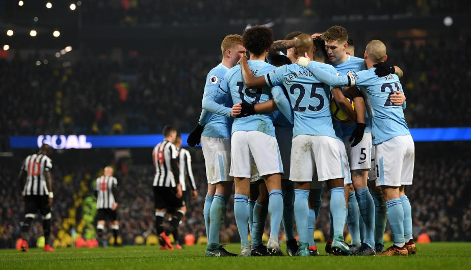 Manchester City vs Newcastle se enfrentaron en el Etihad Stadium por la Premier League. (Foto: Getty Images)