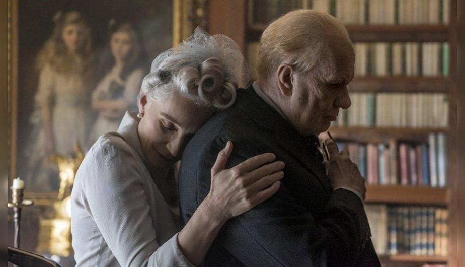 Darkest Hour, nominada al Oscar como Mejor Película. (Foto: Focus Features)