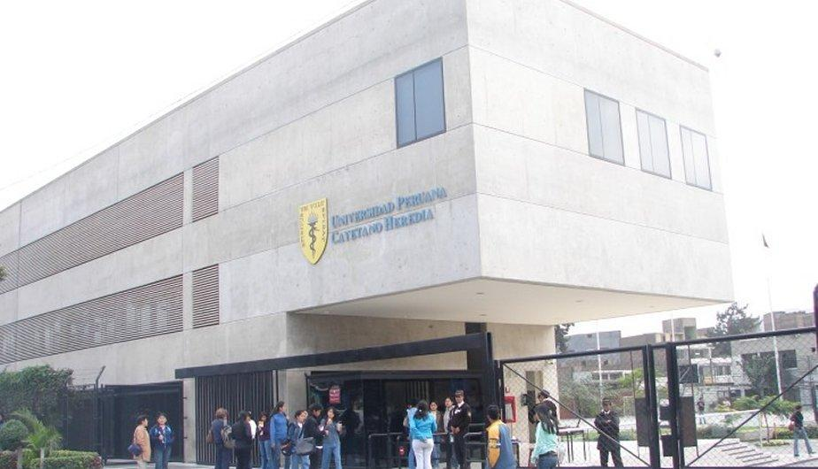 10. Universidad Peruana Cayetano Heredia. (Foto: Universidad Cayetano Heredia)