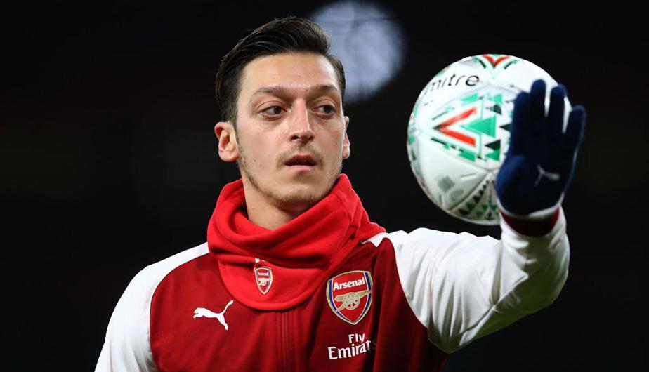 Mesut Ozil ha tomado una importante decisión sobre su futuro en el Arsenal. (Foto: Getty Images)
