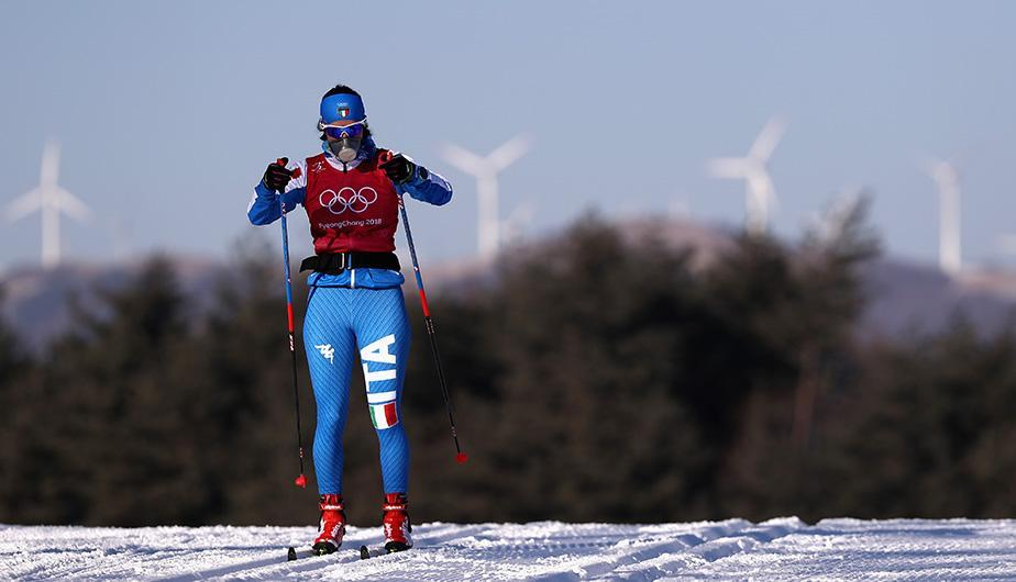 Esquí de fondo (cross-country skiing). (Foto: Getty Images)