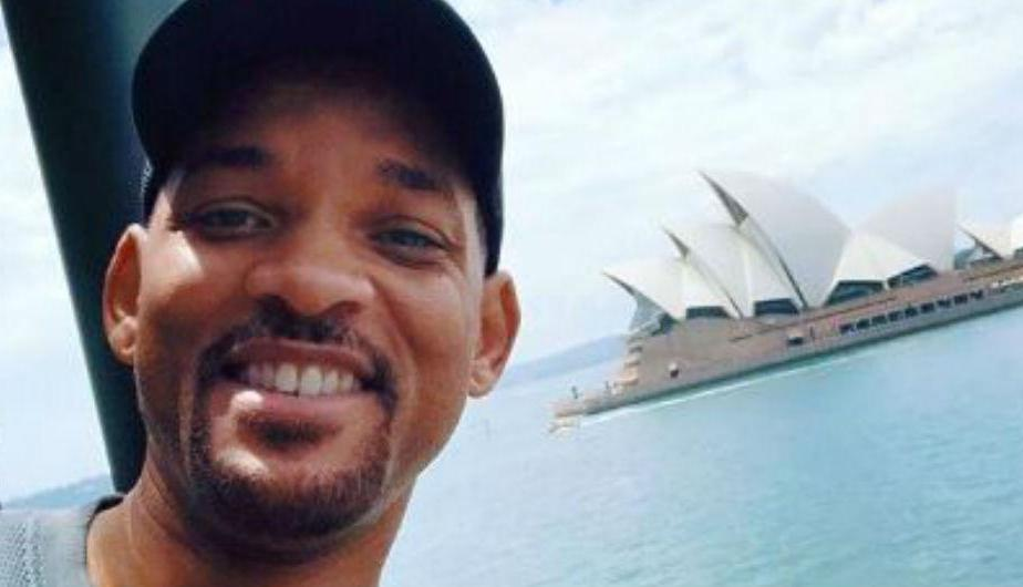 El actor Will Smith da de qué hablar por peculiar video que publicó en Instagram (Foto: Instagram)
