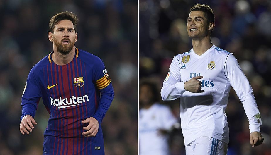Lionel Messi y Cristiano Ronaldo son los hombres récords y ha destacar en estos octavos de final de la Champions League | Foto: Getty