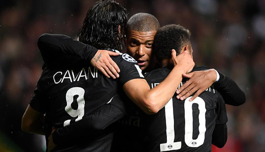 El tridente del PSG es más letal ante Real Madrid previo a Champions League | Foto: Getty