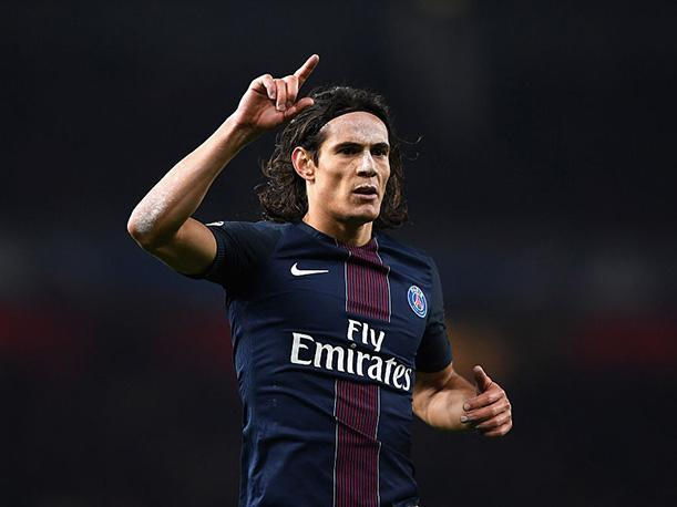 PSG vs Real Madrid Edinson Cavani lanza advertencia al club blanco