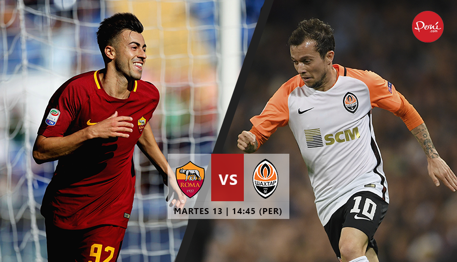 Roma vs. Shakhtar: por pase a cuartos de final de Champions League