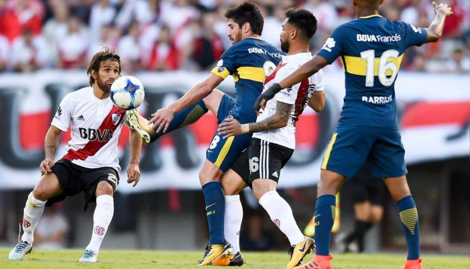 Boca Juniors y River Plate jugarán la gran final del fútbol gaucho por la Supercopa Argentina | Fotos: Getty Images